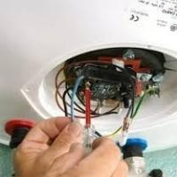 Remplacement boiler Electrique Van marke