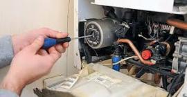 entretien de chaudière par un plombier chauffagiste au Brabant Flamand